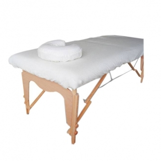 Over massagetafels - hoeslaken massagetafel